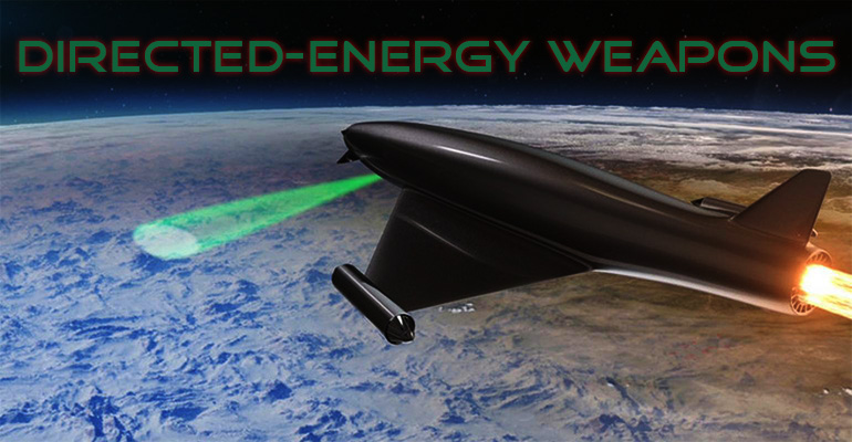 Directed-Energy Weapons - Should You Feel Safe or Concerned?